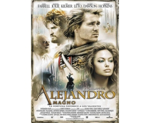 alejandro magno dvd
